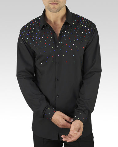 ballroom and latin dance shirt