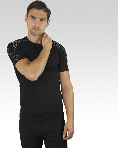 mens dance t-shirt
