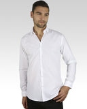 men's latin and ballroom shirt
