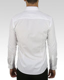 Quick Dry Dance Shirt Diamond - White - StandOut Dancewear