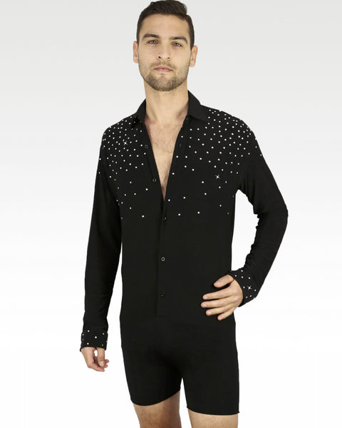 Anton dance shirt with shorts - StandOut Dancewear