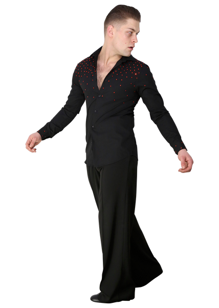 latin dance shirts uk