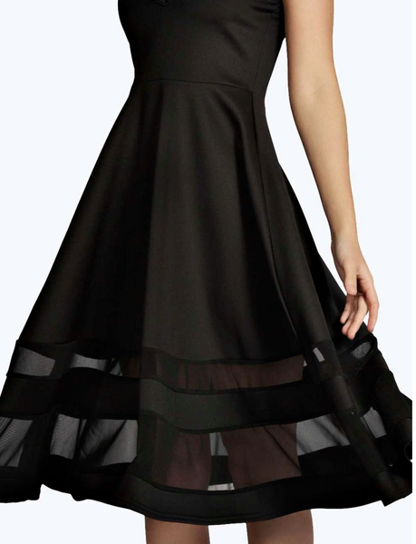 Glam Dance Dress - StandOut Dancewear