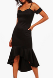 Maria Dance Dress- Black