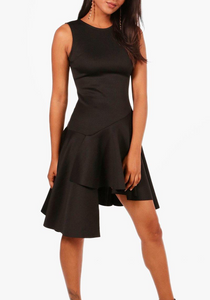 Sophia Dance Dress-Black