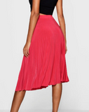 ballroom and latin dance skirt