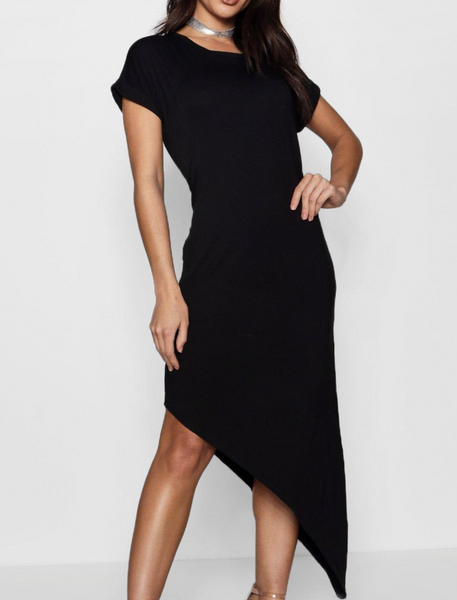 Mia Dance Dress-Black