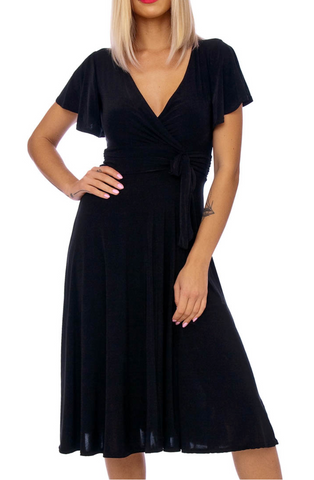 Ciara Dress- Black