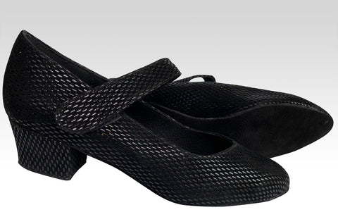 Gabby Dance Shoes Black