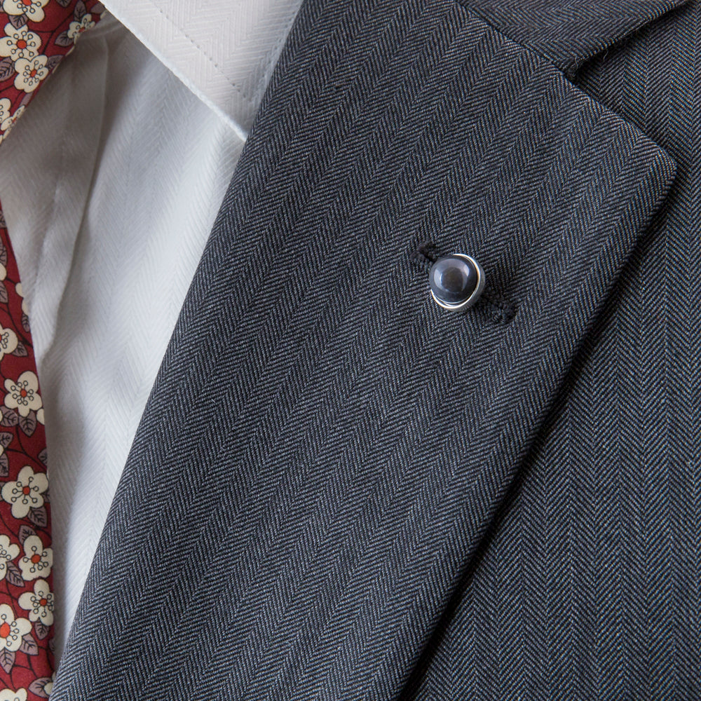 How To Wear a Lapel Pin