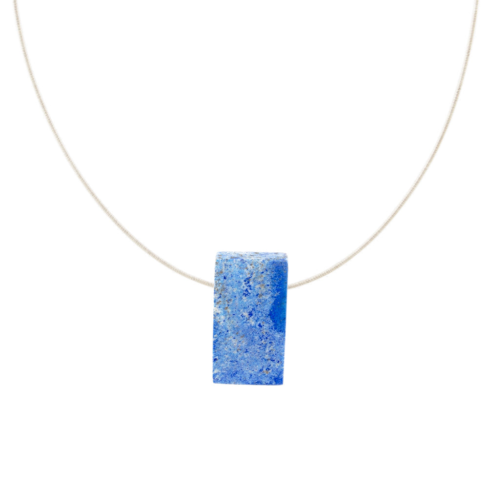 Geometrics Light Lapis Lazuli Rectangle