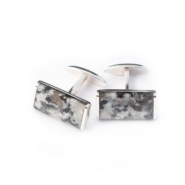 Bailey Cufflink Donegal Granite