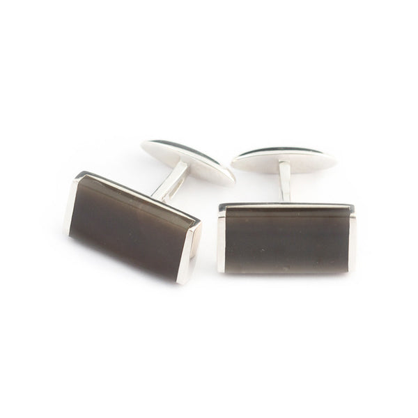 Bailey Cufflink English Flint
