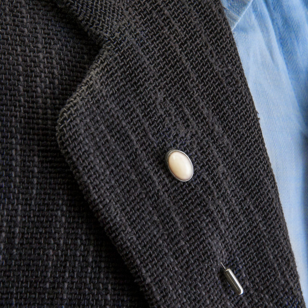 Barrow Lapel Pin Mother of Pearl