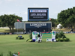 GRASS ARENA AT THE PALM BEACH MASTERS