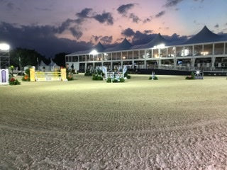 PALM BEACH MASTERS AT NIGHT