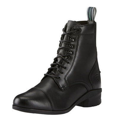 Ariat Heritage IV Women's Lace Paddock Boot - Black - Equestrian Chic Boutique