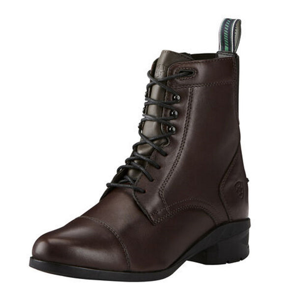 Ariat Heritage IV Women's Lace Paddock Boot - Brown - Equestrian Chic Boutique