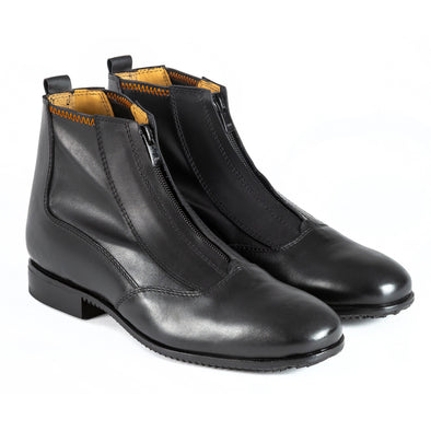 Fabbri Gyo Paddock Boots - Black - Equestrian Chic Boutique