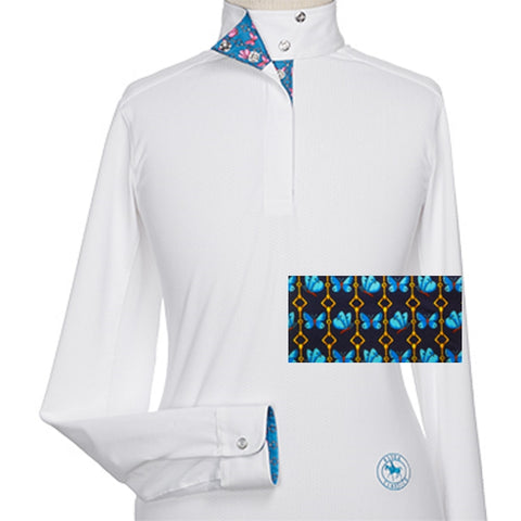 Equi In Style Leadline Solid COOL Shirt