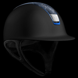 Samshield CUSTOM SHADOW MATT Helmet -  - Equestrian Chic Boutique - 2