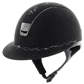 Samshield Miss Shield Custom Premium Helmet - Equestrian Chic Boutique