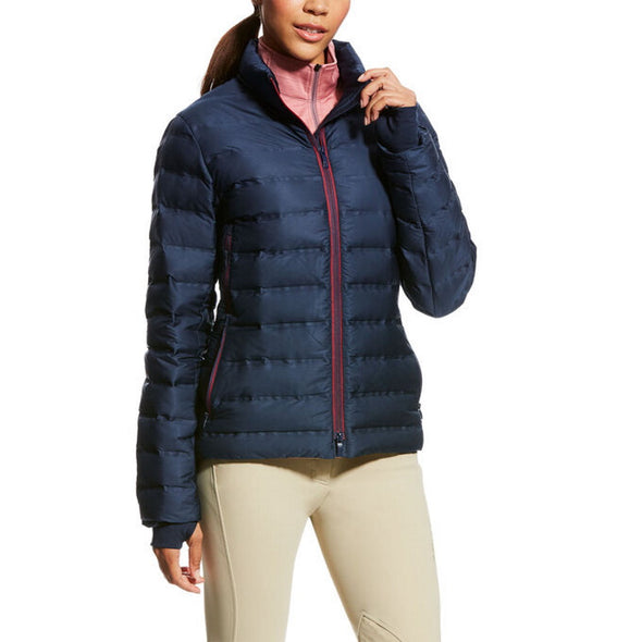 Ariat Braze Down Jacket - Team - Equestrian Chic Boutique