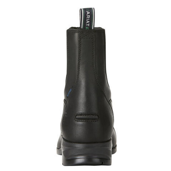 Ariat Heritage IV Zip Womens Paddock Boot - Black - Equestrian Chic Boutique