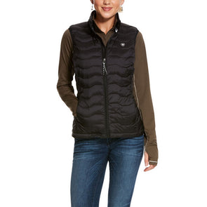 Ariat Ideal 3.0 Down Vest - Black - Equestrian Chic Boutique