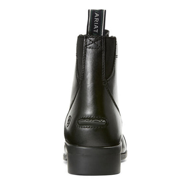 Ariat Preformer IV Zip Kid's Paddock Boot - Black - Equestrian Chic Boutique