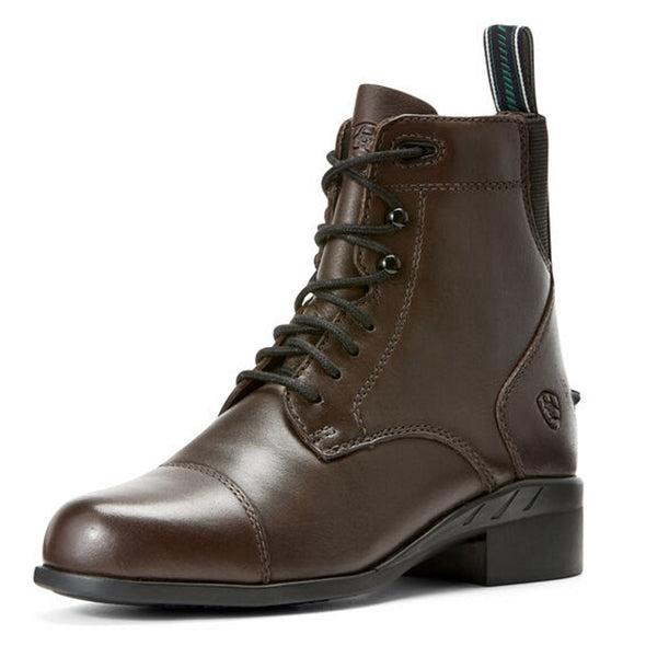 Ariat Preformer IV Zip Kid's Paddock Boot - Brown - Equestrian Chic Boutique
