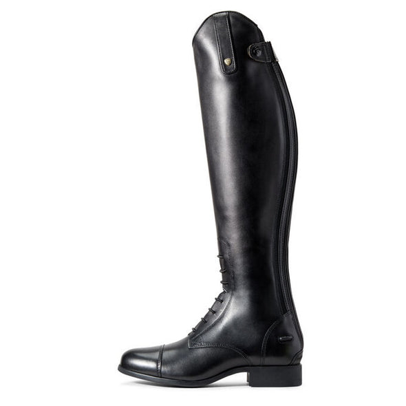 Ariat Heritage Contour II Field Tall Boot - Black - Equestrian Chic Boutique