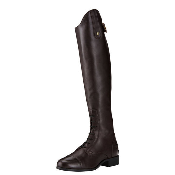 Ariat Heritage Contour II Field Tall Boot - Brown - Equestrian Chic Boutique