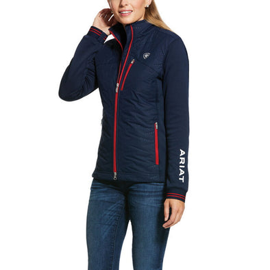 Ariat Hybrid Insulated Jacket - Team - Equestrian Chic Boutique