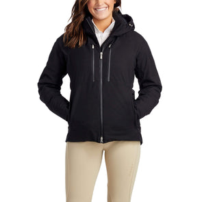 Ariat Veracity Waterproof Insulated Jacket - Black - Equestrian Chic Boutique