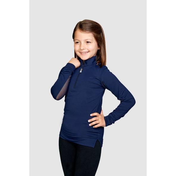 Equi In Style Children's Solid CoolShirt
