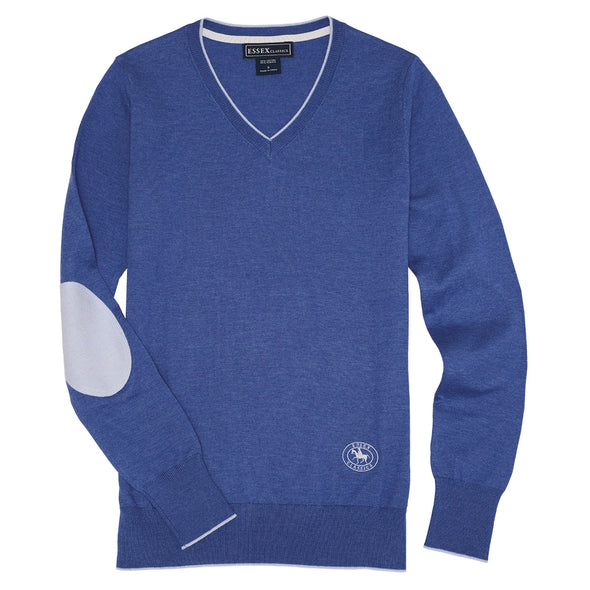 Essex Classics Trey V-Neck Sweater