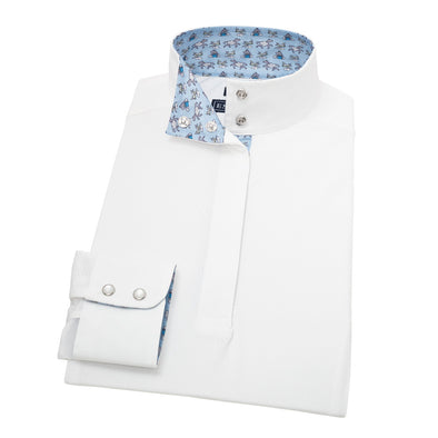 Copy of Essex Classics In Flight Ladies Straight Collar Show Shirt - Equestrian Chic Boutique