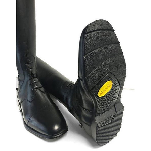 Fabbri Pro Field Boot - Black - Equestrian Chic Boutique