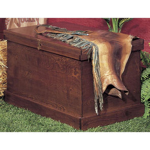 Phoenix West Large Heritage Tack Trunk - Equestrian Chic Boutique