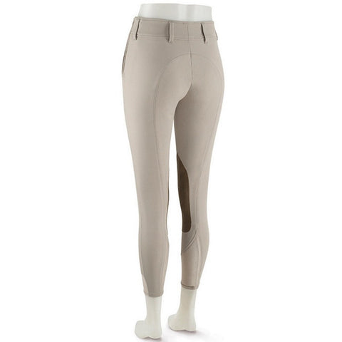RJ Classics Mid Rise Side Zip Euroseat Belmont Breech