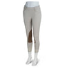 RJ Classics Mid Rise Side Zip Euroseat BELMONT Breech - Sand - Equestrian Chic Boutique