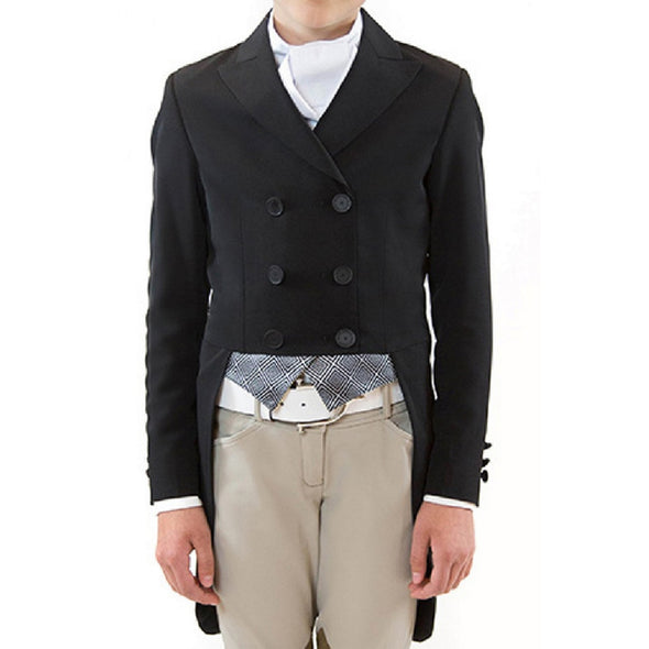 RJ Classics Girls Classic Jr Shadbelly - Black - Equestrian Chic Boutique