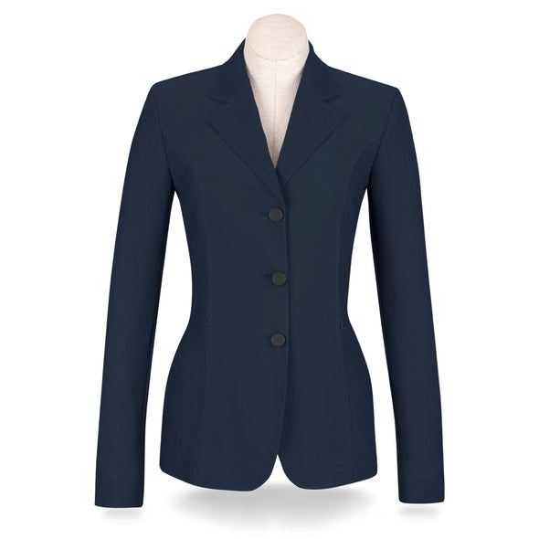 RJ Classics Harmony Show Coat - Navy - Equestrian Chic Boutique