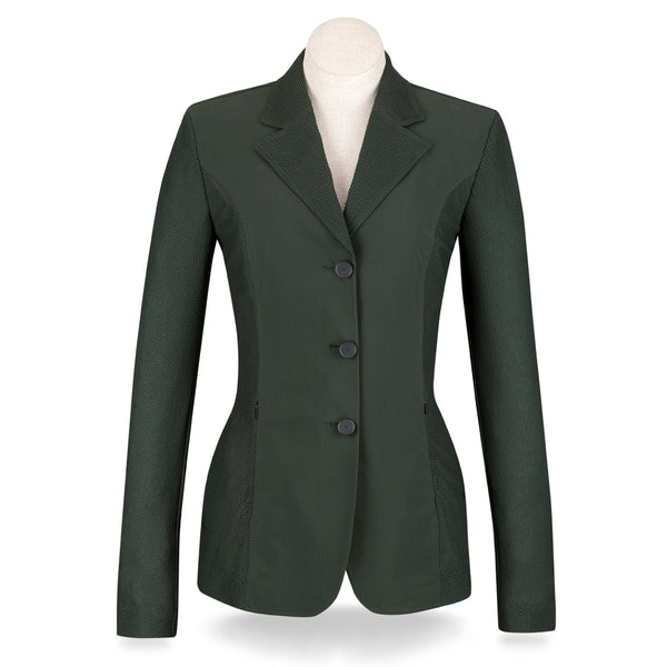 RJ Classics Harmony Show Coat - Olive - Equestrian Chic Boutique