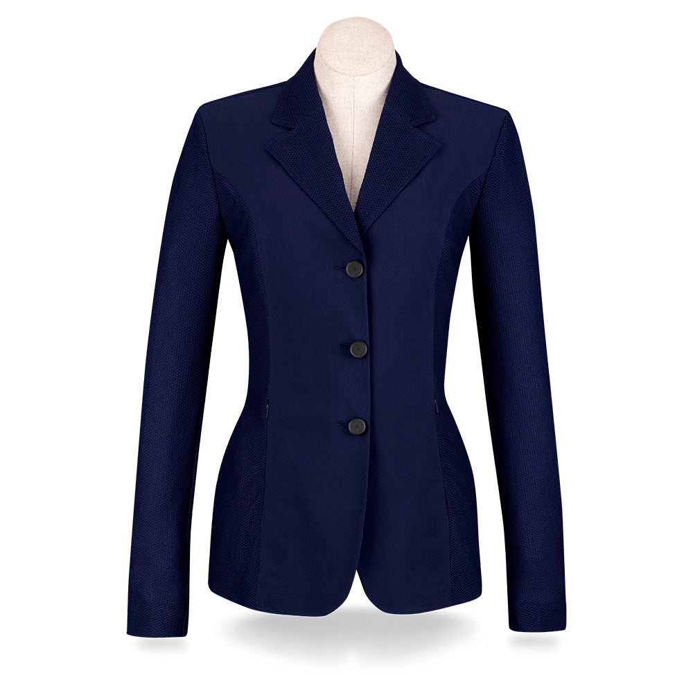 RJ Classics Harmony Show Coat - Twilight Blue - Equestrian Chic Boutique
