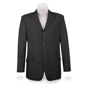 RJ Classics Liam Men's Show Coat - Black - Equestrian Chic Boutique