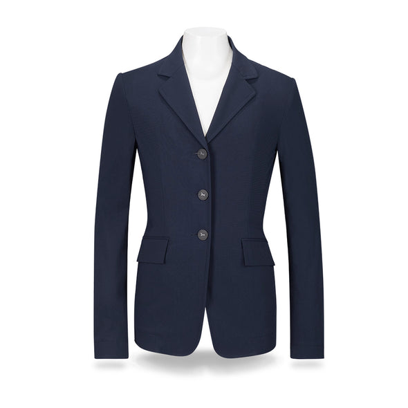 RJ Classics Girls Shore Show Coat - Blue - Equestrian Chic Boutique
