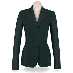 RJ Classics Harmony Show Coat - Green Gables - Equestrian Chic Boutique