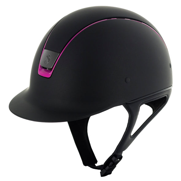 Samshield CUSTOM SHADOW MATT Helmet - Equestrian Chic Boutique